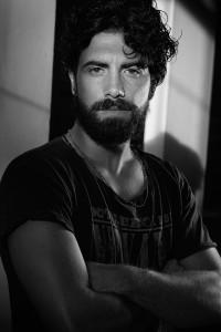 Portrait of Italian Actor Antionio Grosso