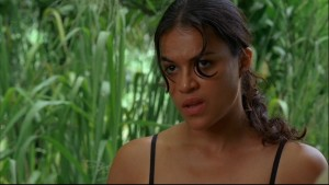Michelle Rodriguez in Lost