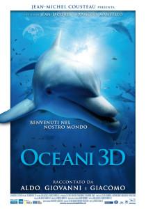 OCEANI 3D poster