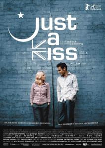 bacio appassionato poster