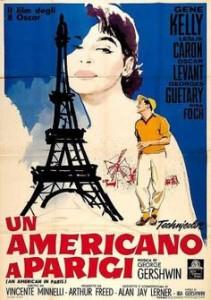 americano a parigi loc