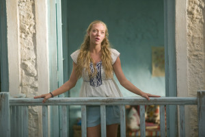 AMANDA SEYFRIED is Sophie in Mamma Mia!