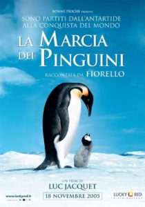 lmarcia pinguini ocandina