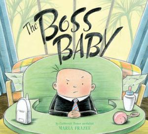 The Boss Baby di Marla Frazee