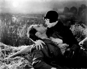 Aurora di F.W. Murnau.