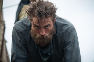 "Robert Pattinson in ""Civiltà perduta"""